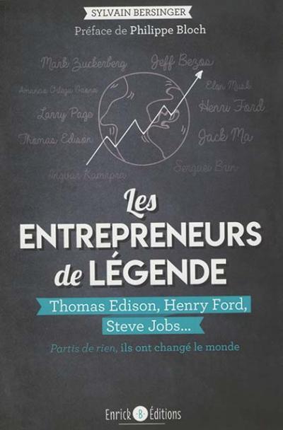 Entrepreneurs de légende (Les)