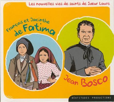 CD- François et Jacinthe de Fatima, Don Bosco