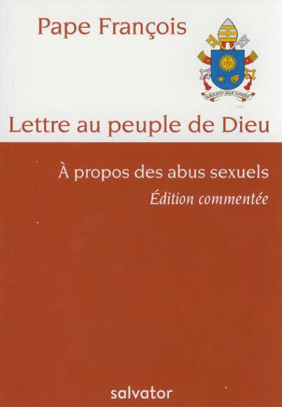 Lettre au peuple de Dieu à propos des abus sexuels