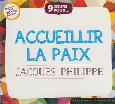 CD- Accueillir la paix (9 jours pour...)