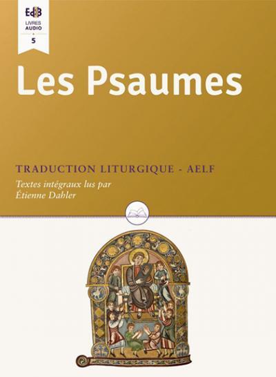 CD- Les Psaumes - Livre Audio-livre MP3