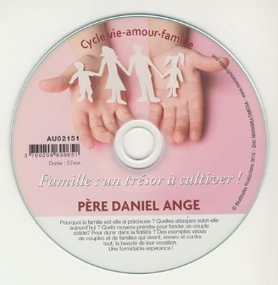 CD- Famille un trésor à cultiver