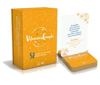 Cartes Vitamines Couple