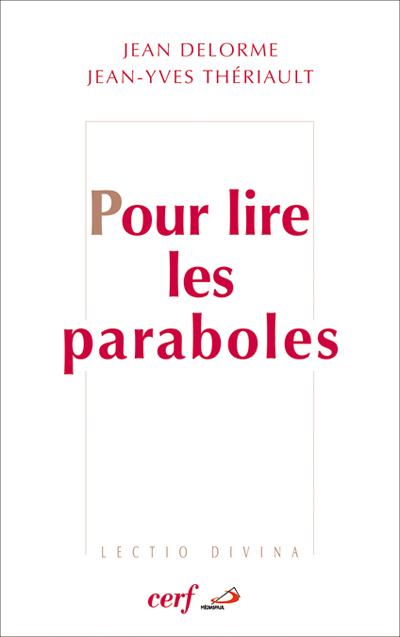 Pour lire les paraboles